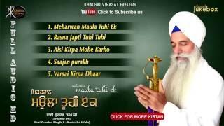 Jukebox | Bhai Gurdev Singh Ji | Meharwan Maula Tuhi Ek | Shabad Gurbani | Kirtan | Full Album