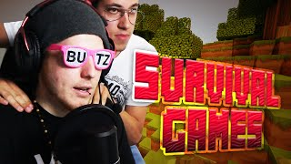 AMK, In die SCHEIDE! feat. Unge | Minecraft Survival Games