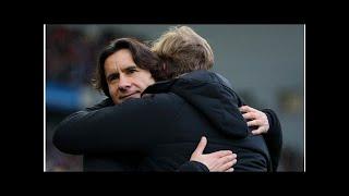 Liverpool respond to Zeljko Buvac quit rumours: Jurgen Klopp's assistant absent for Roma