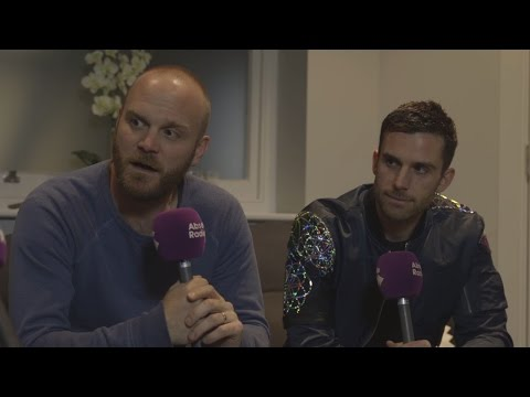 Coldplay at the London Palladium: Interview with Guy Berryman and Will Champion