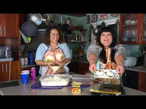 Drunk Hawaii Kitchen - Spam Musubi