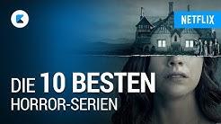 10 Horror-Serientipps auf Netflix