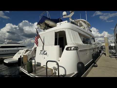 2011 Ocean Alexander 70 Pilot House For Sale at MarineMax Naples Yacht Center