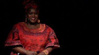 Fryzura afrykańska: kultura, tradycja i nowoczesność | Claudine Diatta Umutesi | TEDxMarcinekSchool