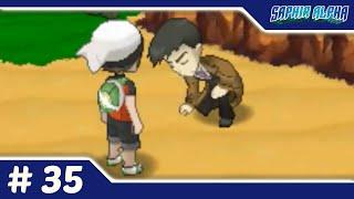 Pokémon Saphir Alpha #35 - Beladonis à l
