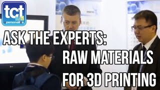 Sandvik Osprey talks raw materials for 3D printing