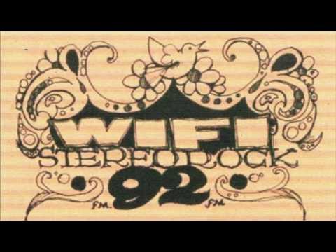 WIFI 92 Philadelphia - Al Bandero - October 1976