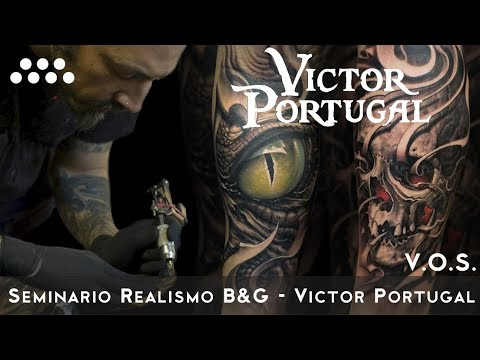 Tattoo Artists Interview - VICTOR PORTUGAL