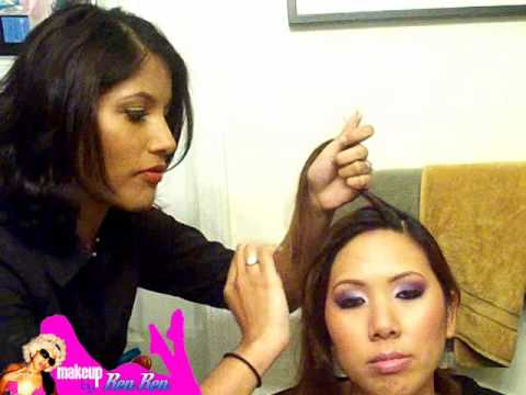 lauren conrad daytime braided hair tutorial youtube