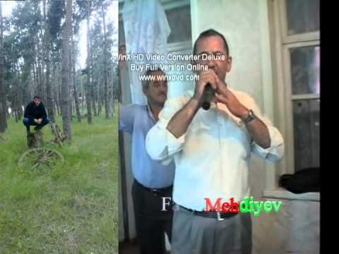 Gedebey Asiqlari-Asiq Sayad & Asiq Elviz & qarmonda-Elekber  (Ata Mahnisi)  FM