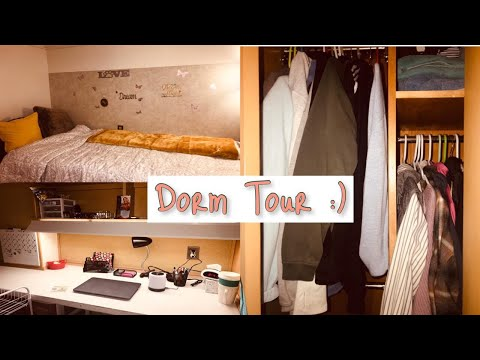College Move-in Day 2019 + Dorm Tour! *EASTERN WASHINGTON UNIVERSITY* :)