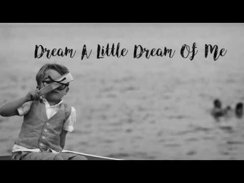 Dream A Little Dream Of Me (Ukulele cover + Lyric video)