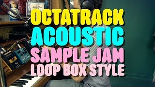 Cuckoo Octatrack Acoustic Sample Loop Jam