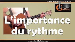 vuclip L'importance du rythme à la guitare