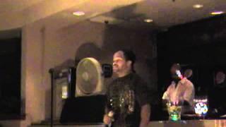 Smokey Robinson & Rick James - Ebony Eyes - Karaoke By Curtis