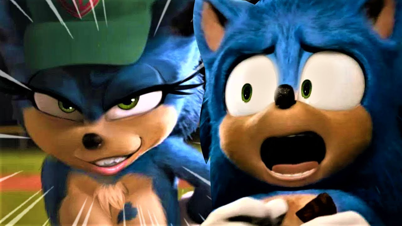 The New Sonic Movie 2020 Design Got Another Update Youtube