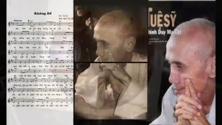 Khung Trời Cũ - Thơ: Tuệ Sỹ - Nhạc: Minh Đỗ - Tác giả trình bày