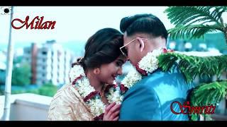 (Milan Engaged Smriti ) / Engagement teaser video/
