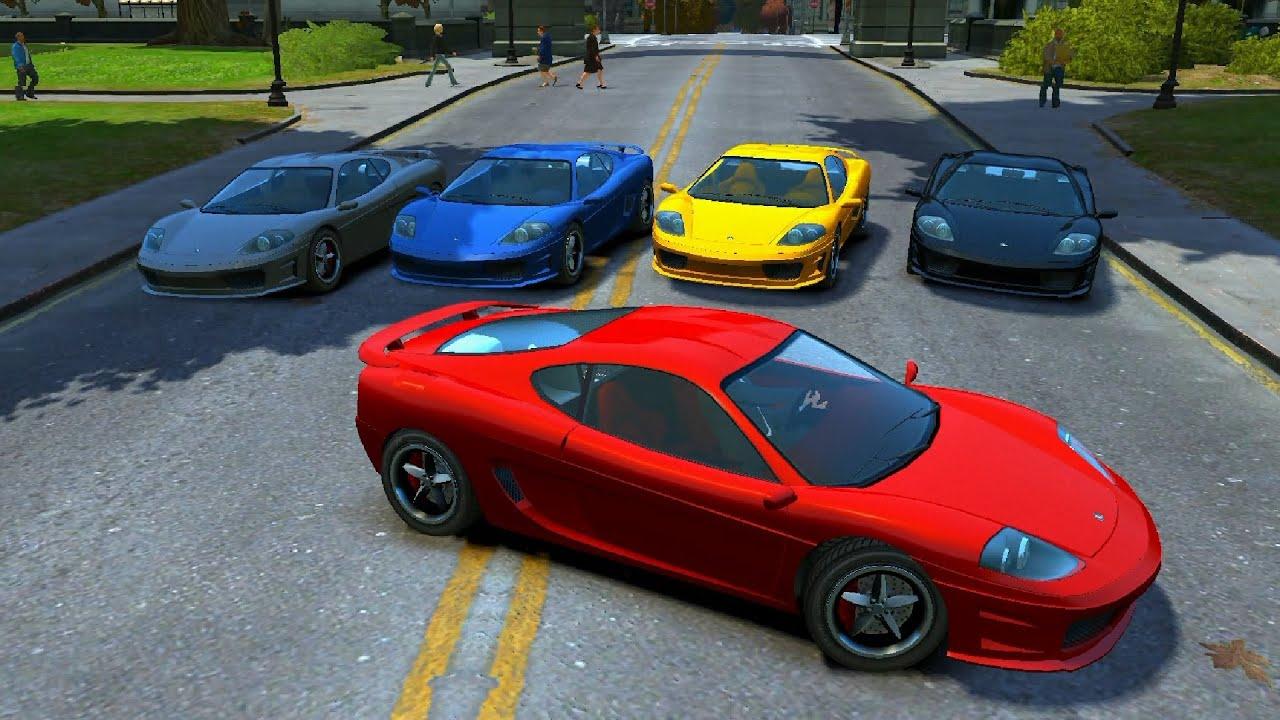 """#199 GTA IV Beta Grotti Turismo """"New Vehicles v2 - GTA IV ..."""