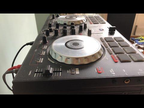 House, disco, techno music live set