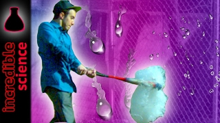 What Happens When You Slam Water Balloons with a Baseball Bat at 2000FPS!