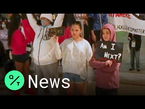 Australia Holds Protest Against George Floyd's Death