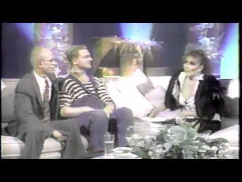 Erasure Interview by Verónica Castro (La Movida, Mexico, 1991)