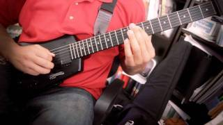 Polka Dots and Moonbeams - Solo Guitar - arr. George Benson