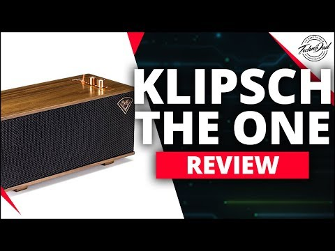 Klipsch The One Bluetooth Speaker Review | Best Speaker for a Small Room!
