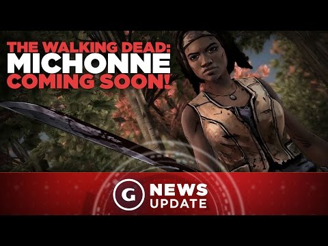 Telltale's The Walking Dead: Michonne Gets Release Date - GS News Update