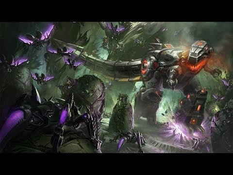 Transformers: Fall of Cybertron - Grimlock & Dinobots [Lost Episode]