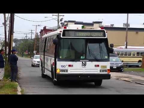 Ex-New Jersey Transit/New Jersey Transit Police Department 1989 Flxible Metro-B 190