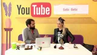SebiBebi - Kristal Elma Youtube Stüdyo Canlı Yayını