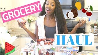 Grocery Haul Healthy| $20 Healthy Grocery Haul on a Budget