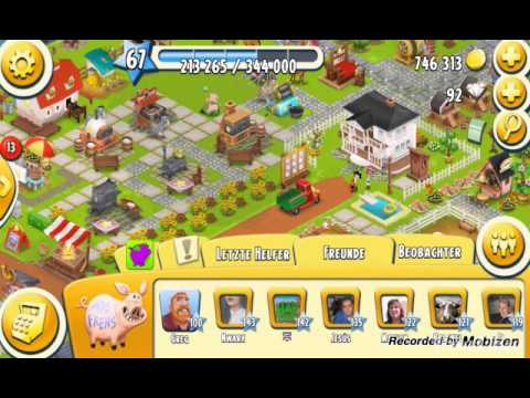 Hay Day Facebook Account Wechseln [Android]