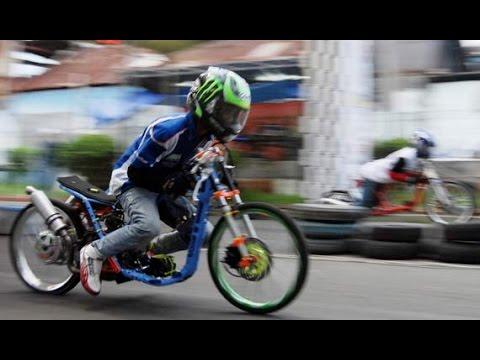 Drag race fcci thailand compilation drag bike 2016 kharasach.