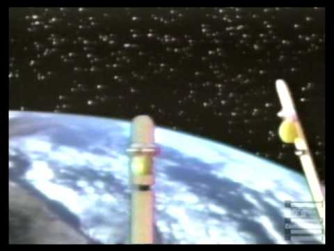 Nickelodeon Stick Stickly Nick in the Afternoon in Space 1997