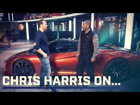 "Chris Harris on… the McLaren Speedtail: ""Keep your Senna, have this"" 