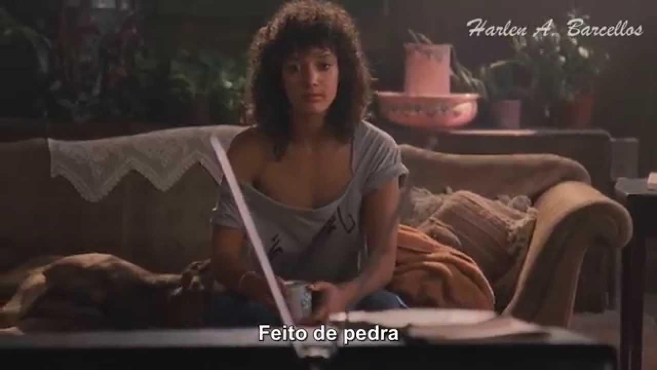 Amelinha Lilith irene cara - what a feeling (flashdance) legendado em pt-br