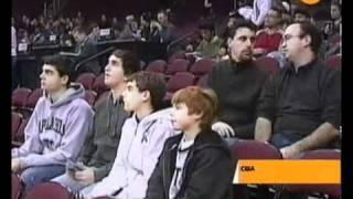 Русский вечер в NBA