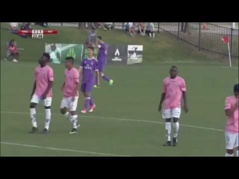 Real Madrid 1 Independiente Del Valle 2 |  Sub 17- Generation Adidas Cup