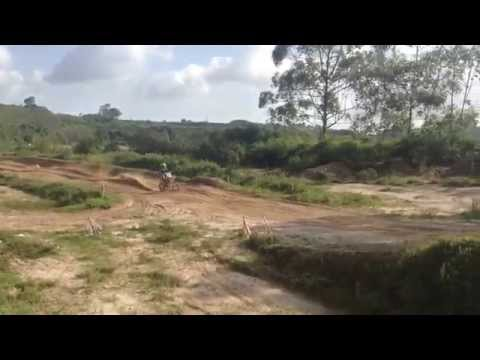 Venezuela motocross films La rosaleda Travel Video