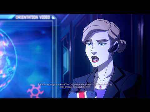 Agents of Mayhem - Devil's Night Recruitment Video Cutscene