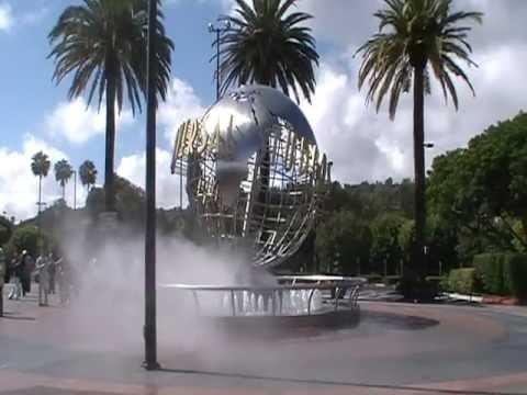 The Universal Studios Globe