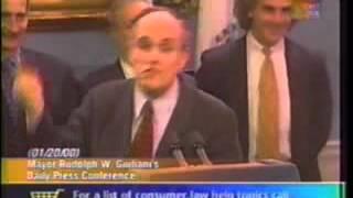 Mayor Giuliani on Broken Windows Theory