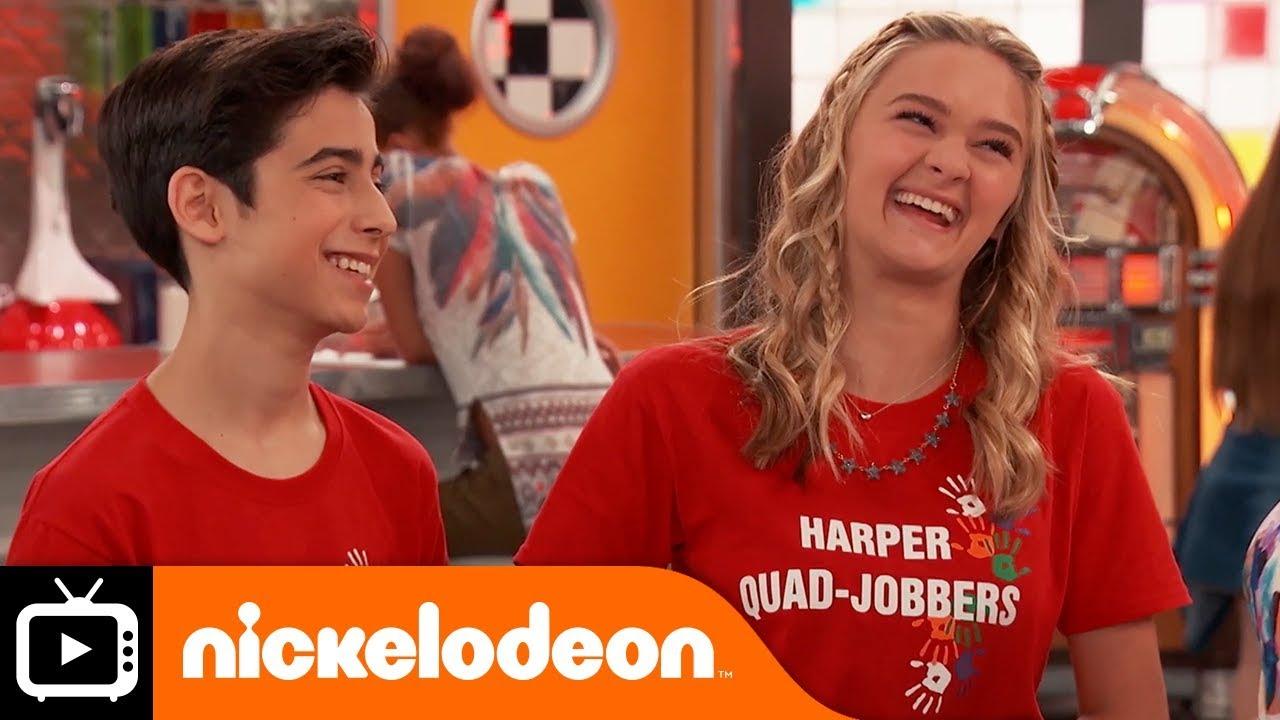 Download Nicky, Ricky, Dicky & Dawn | Quad Jobbers | Nickelodeon UK