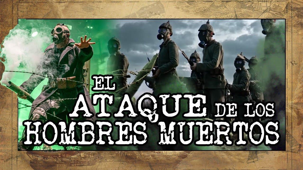 SABATON - ATTACK of the DEAD MEN 🧟   Los RUSOS MORIBUNDOS que frenaron un ATAQUE ALEMÁN