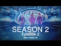 Maldivian Idol S2 EP02 Male' Auditions Day 2 | Full Episode