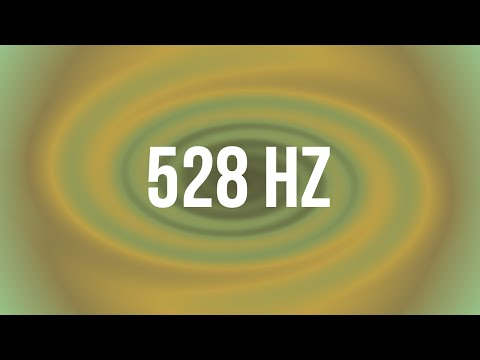 528 Hz - Pure Sine Wave Tone (1 Hour)