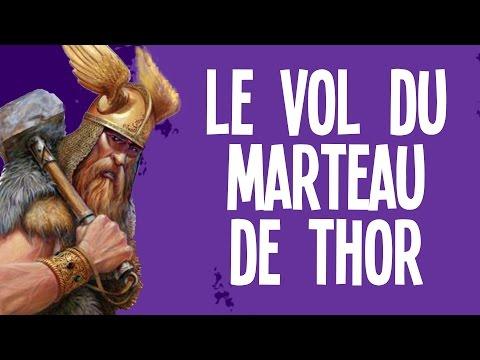 Le vol du marteau de thor - Mythes et Légendes #2.1 poster